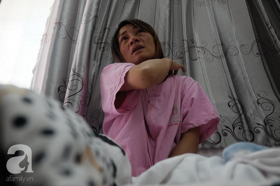 TP.HCM: Chồng dẫn bồ nhí về nhà, thai phụ ôm bụng bầu vào viện lén ngủ hành lang chờ đẻ bằng 30 ngàn trong túi - Ảnh 3