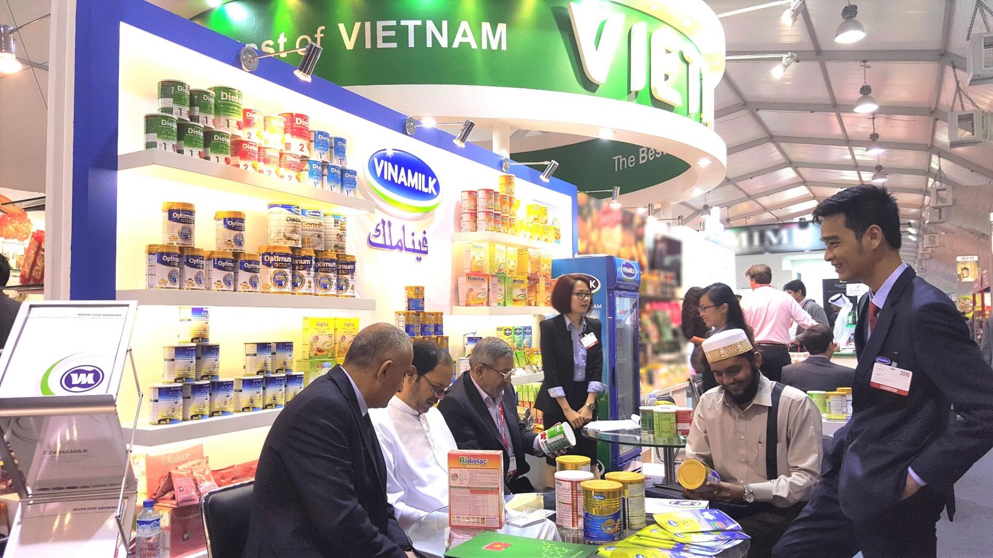"""Vinamilk – Doanh nghiệp sữa duy nhất của Việt Nam lọt danh sách """"Doanh nghiệp xuất khẩu uy tín"""" năm 2017 - Ảnh 3"""