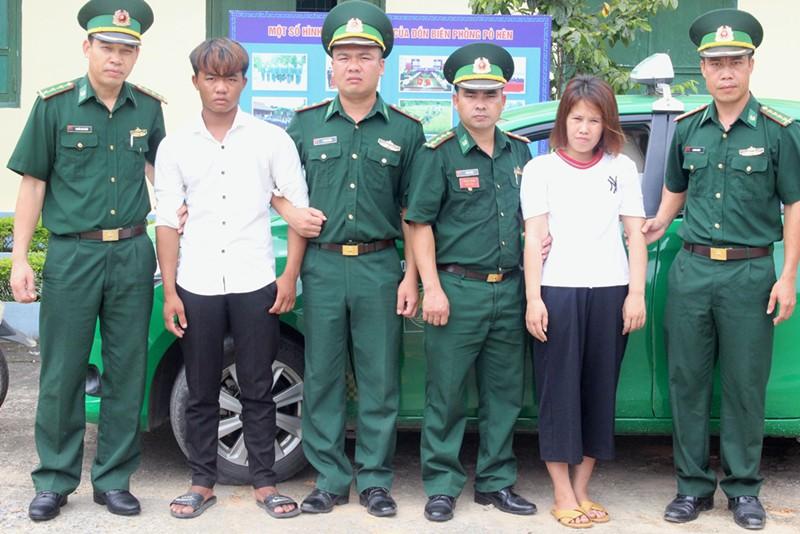 Bắt giữ đối tượng buôn bán trẻ sơ sinh sang Trung Quốc - Ảnh 1