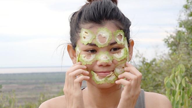 Bỏ qua chuyện quên tẩy trang khi đắp mặt nạ, loại mask mà Thúy Vi sử dụng mang đến hiệu quả như thế nào? - Ảnh 2