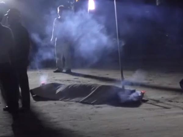 Clip ám ảnh: Hiện trường tang thương nơi hai em nhỏ bị điện giật tử vong ở Sài Gòn - Ảnh 2