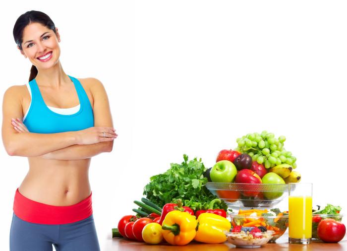 Thực đơn giảm cân hiệu quả cho nữ dễ thực hiện tại nhà