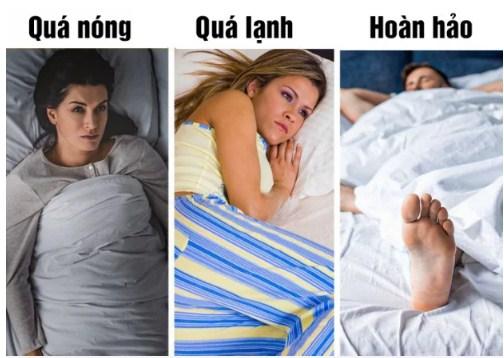 Tại sao khi ngủ thò chân ra ngoài chăn lại khiến chúng ta thấy ngủ ngon hơn bình thường? - Ảnh 2