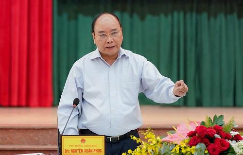 Thủ tướng làm việc với tỉnh Đồng Nai về tiến độ triển khai dự án sân bay Long Thành - Ảnh 1