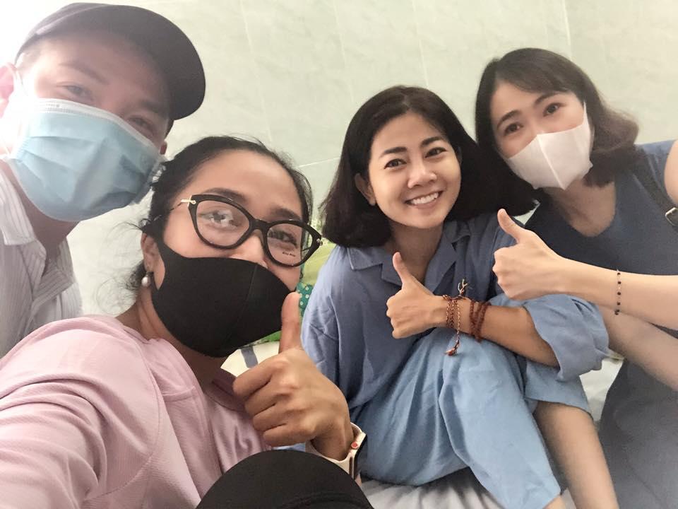 Ốc Thanh Vân tiết lộ số tiền 'khủng' Hồ Ngọc Hà giúp Mai Phương trị bệnh ung thư phổi - Ảnh 3