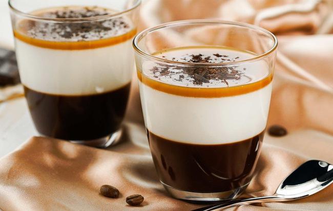 Làm ngay món thạch mang vị béo ngậy của kem sữa, thơm lừng của cà phê - Ảnh 7