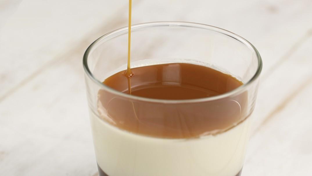 Làm ngay món thạch mang vị béo ngậy của kem sữa, thơm lừng của cà phê - Ảnh 6