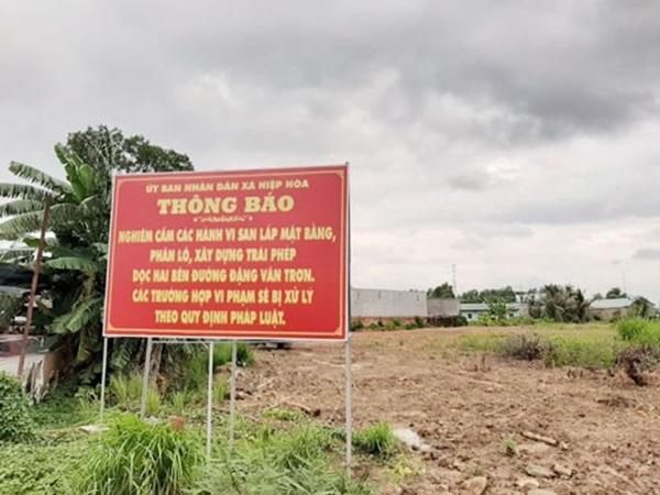 'Cò' hét giá đất Biên Hòa lên tận nóc - Ảnh 1