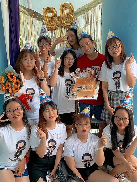 Không chỉ diện đồ đôi, BB Trần còn đưa người yêu về mừng sinh nhật cùng gia đình - Ảnh 6