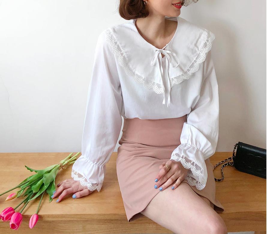 Những mẫu áo cách điệu sắp 'đánh chiếm' tủ đồ mùa thu của hội chị em - Ảnh 5