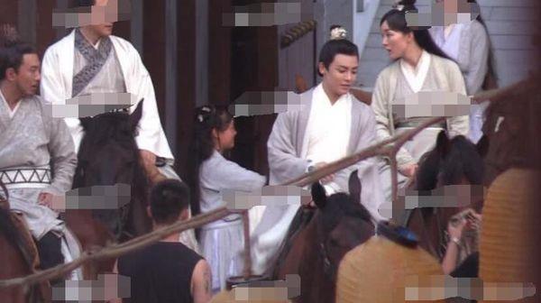 Trịnh Sảng bị chỉ trích khi liên tục bấm điện thoại trên phim trường của tác phẩm mới - Ảnh 8