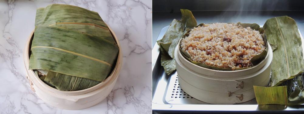 Người Trung Quốc có món xôi sườn ngon tê tái, tôi nấu thử một lần mà chồng con đòi ăn suốt! - Ảnh 4