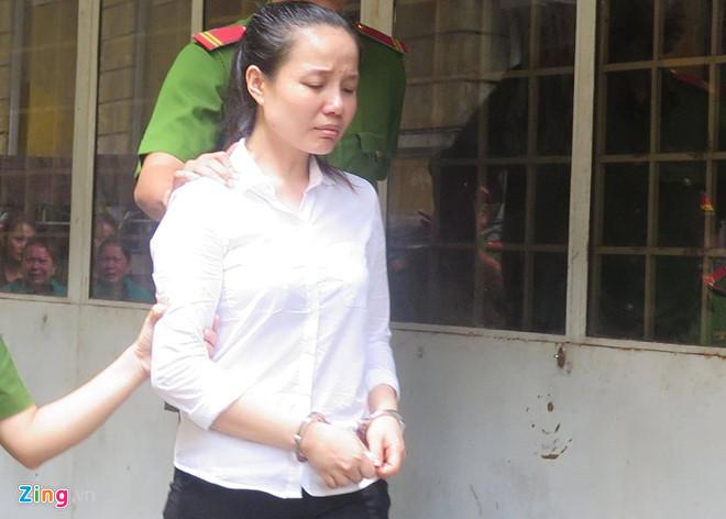 Án tử cho nữ Việt kiều giấu 4,5kg ma tuý trong tranh thêu - Ảnh 1