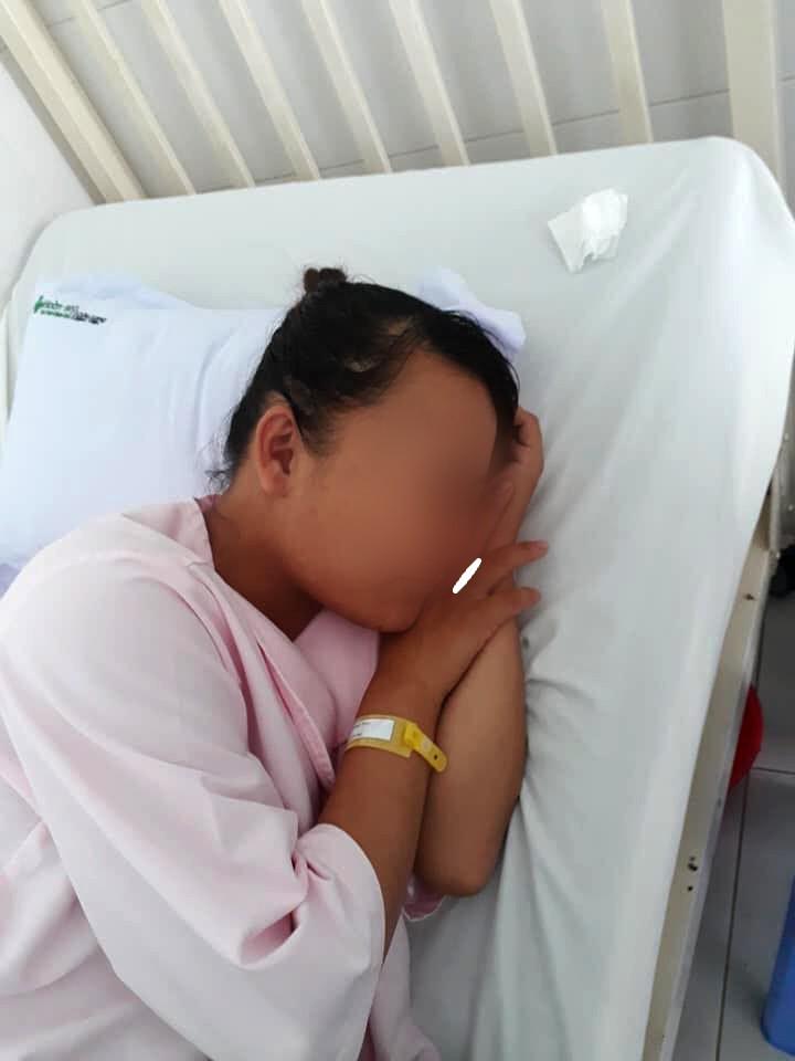 Vụ mẹ mất song thai 8 tháng khi vào viện dưỡng thai: Giám đốc bệnh viện lên tiếng - Ảnh 3