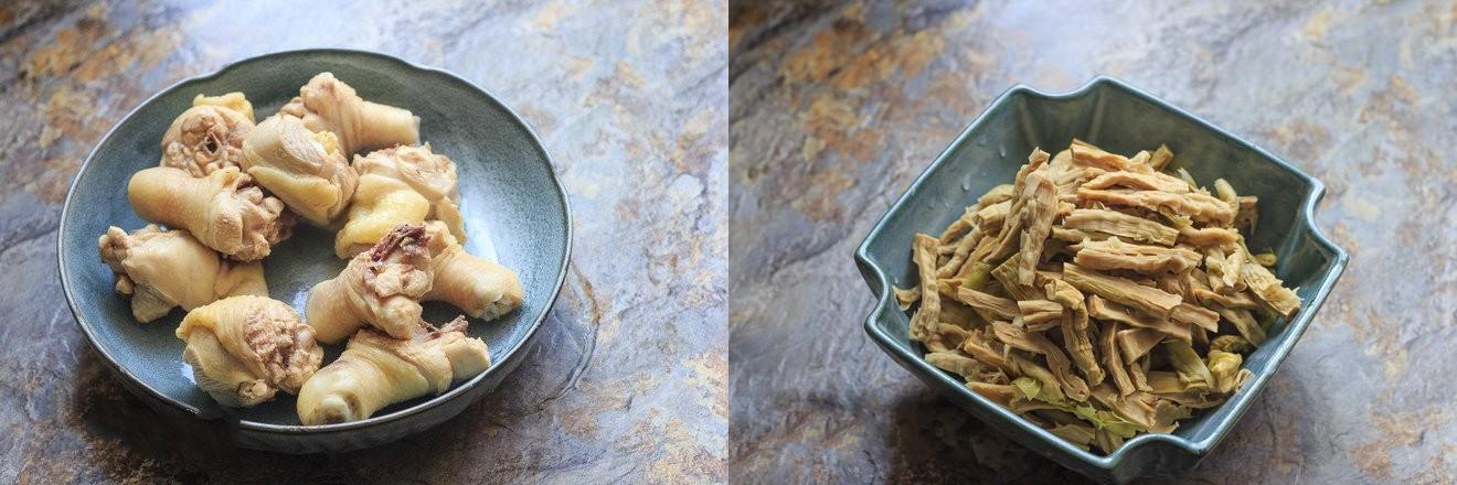 Gà kho măng - món ngon đậm đà dễ làm cho bữa tối - Ảnh 2