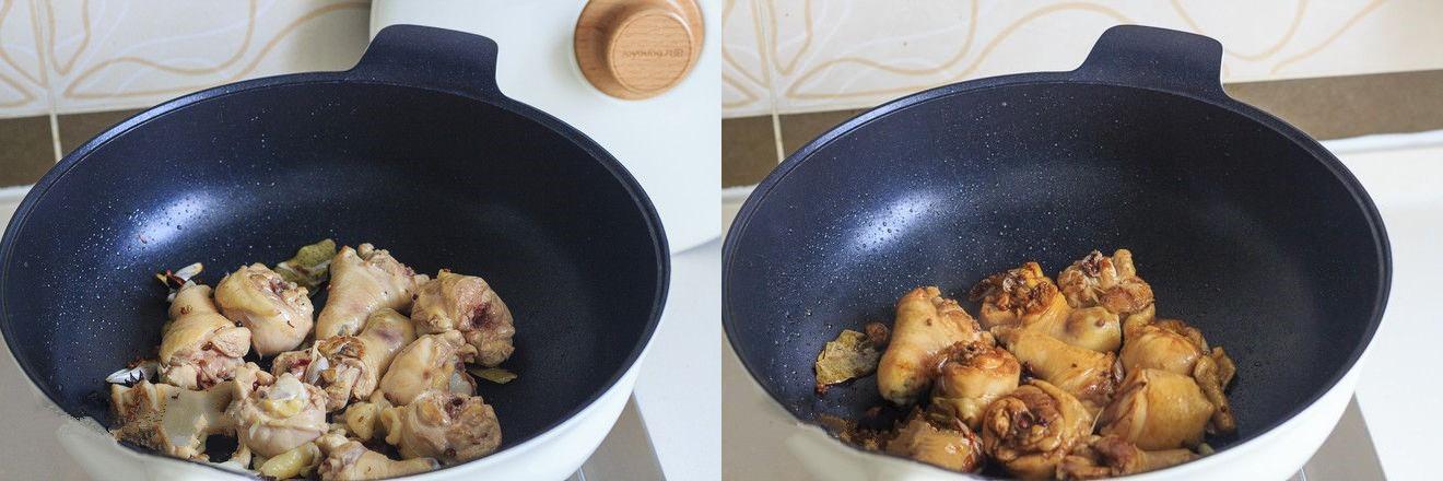 Gà kho măng - món ngon đậm đà dễ làm cho bữa tối - Ảnh 4