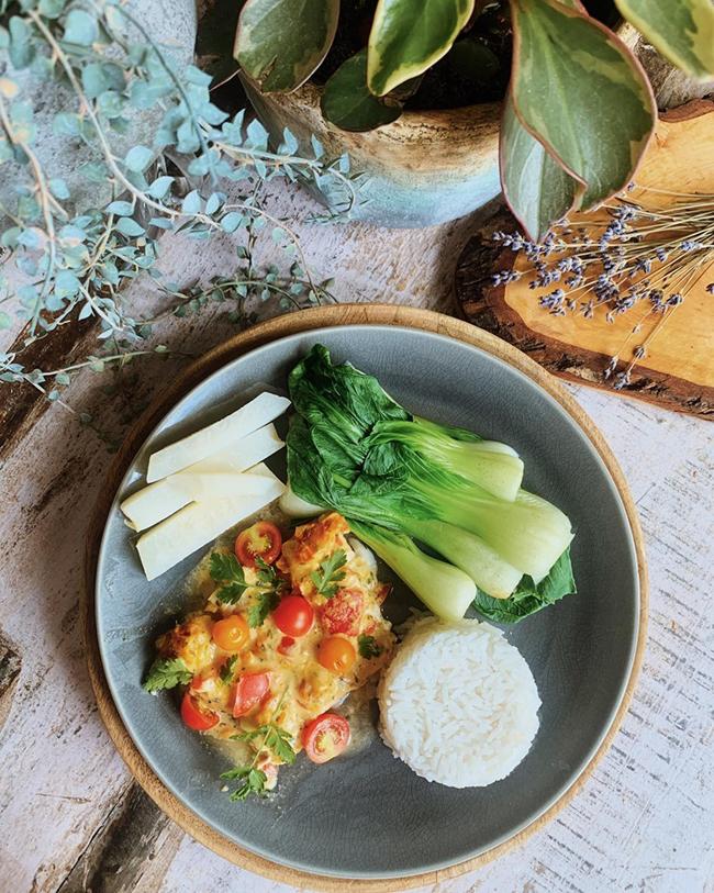 Mẹ Việt kiều giảm 8 kg sau 4 tháng nhờ Eat Clean - Ảnh 2