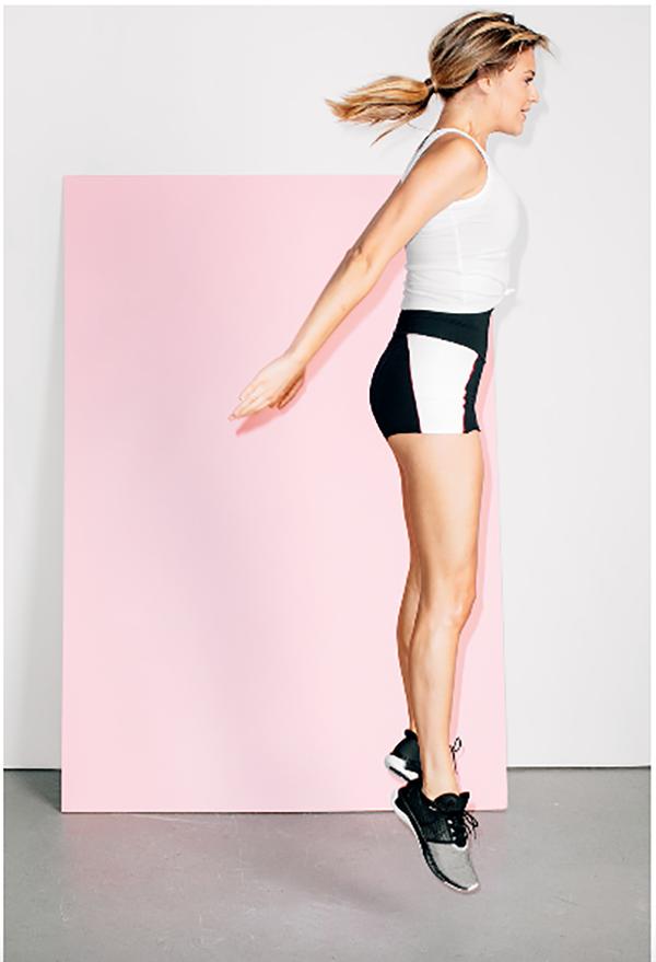 Để có đôi chân quyến rũ như siêu sao, chỉ cần thực hiện các bài tập chân sau - Ảnh 2