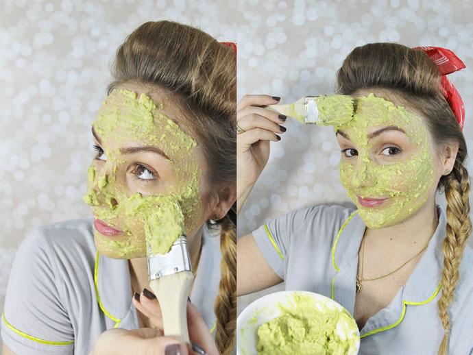Mùa đông này, nếu không muốn da mặt khô ráp, bong tróc và sần sùi, hãy dùng bơ chín theo 'công thức vàng' này - Ảnh 2