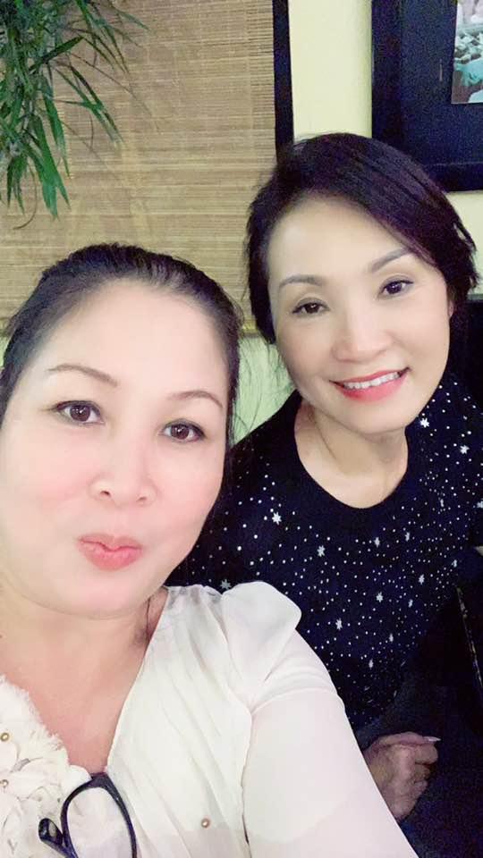 Nghệ sĩ Hồng Vân 'ghen tị' với cô bạn thân Hồng Đào vì nhan sắc 'không thay đổi' - Ảnh 2