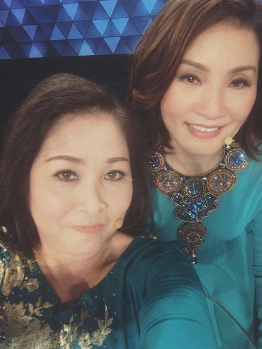 Nghệ sĩ Hồng Vân 'ghen tị' với cô bạn thân Hồng Đào vì nhan sắc 'không thay đổi' - Ảnh 7