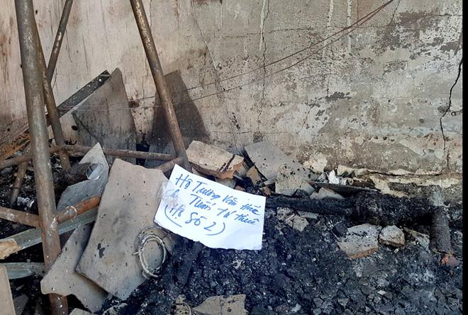 Xe bồn chở xăng cháy ở Bình Phước: 'Vợ con nó chết hết rồi' - Ảnh 3