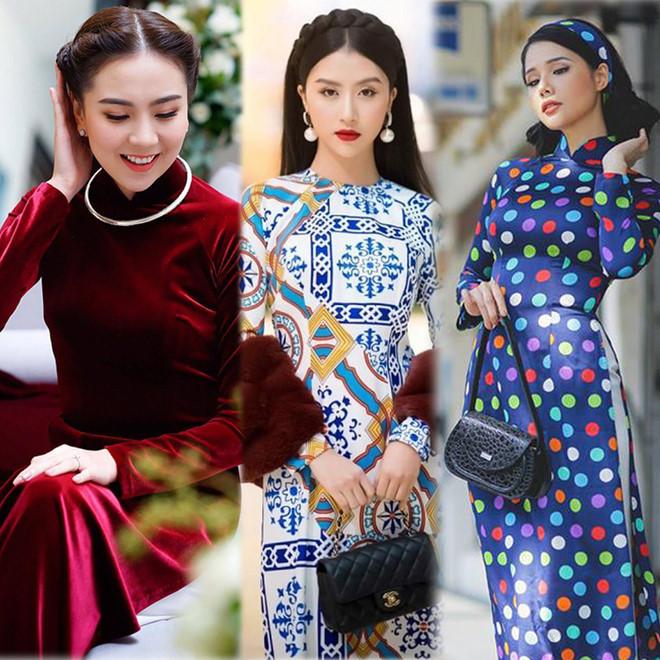 5 lưu ý quan trọng để mặc áo dài đẹp trong ngày Tết - Ảnh 3