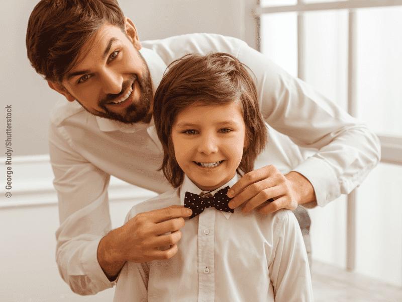 8 bài học chỉ có các ông bố mới dạy được con trai mình - Ảnh 3