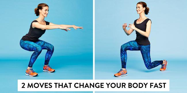 Bí kíp giảm mỡ đùi và giúp bạn sở hữu bắp chân thon gọn không cần tập luyện vất vả - Ảnh 6