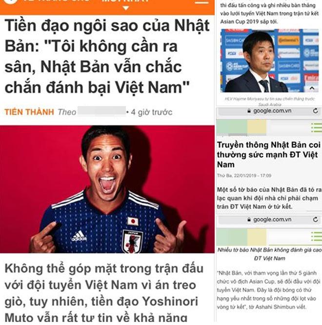 Chưa thi đấu đã bị đội Nhật coi thường, loạt sao Việt lên tiếng bảo vệ đội tuyển Việt Nam - Ảnh 3
