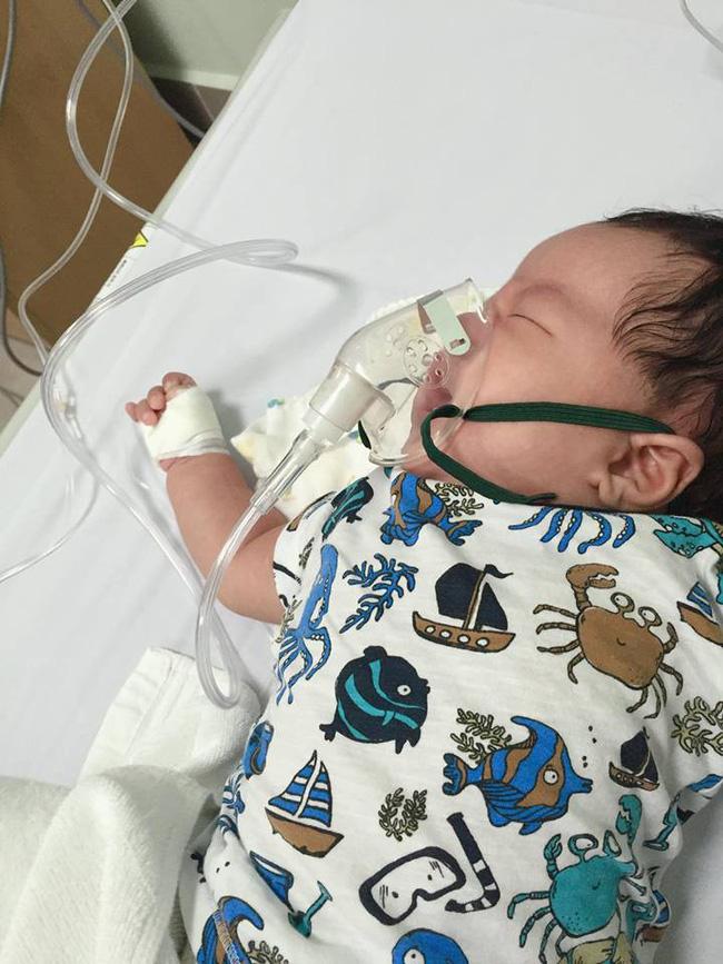 Mẹ Hà Nội với trải nghiệm kinh hoàng khi cả 2 con bị nhiễm virus RSV và bài học cảnh báo cho các mẹ - Ảnh 2