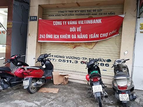 Tại sao Đà Nẵng thu hồi khu đất Vietinbank vừa di dời? - Ảnh 1