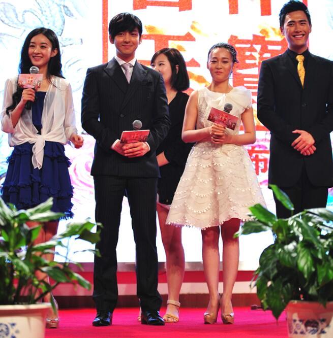 Triệu Lệ Dĩnh từng đóng vai phụ cho 'tiểu tam' nổi tiếng nhất Trung Quốc hiện nay - Ảnh 2