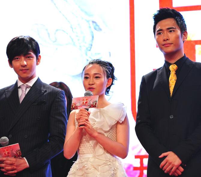 Triệu Lệ Dĩnh từng đóng vai phụ cho 'tiểu tam' nổi tiếng nhất Trung Quốc hiện nay - Ảnh 3