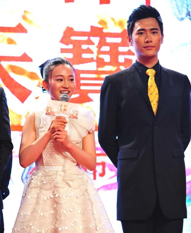 Triệu Lệ Dĩnh từng đóng vai phụ cho 'tiểu tam' nổi tiếng nhất Trung Quốc hiện nay - Ảnh 4