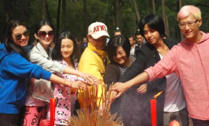 Triệu Lệ Dĩnh từng đóng vai phụ cho 'tiểu tam' nổi tiếng nhất Trung Quốc hiện nay - Ảnh 5