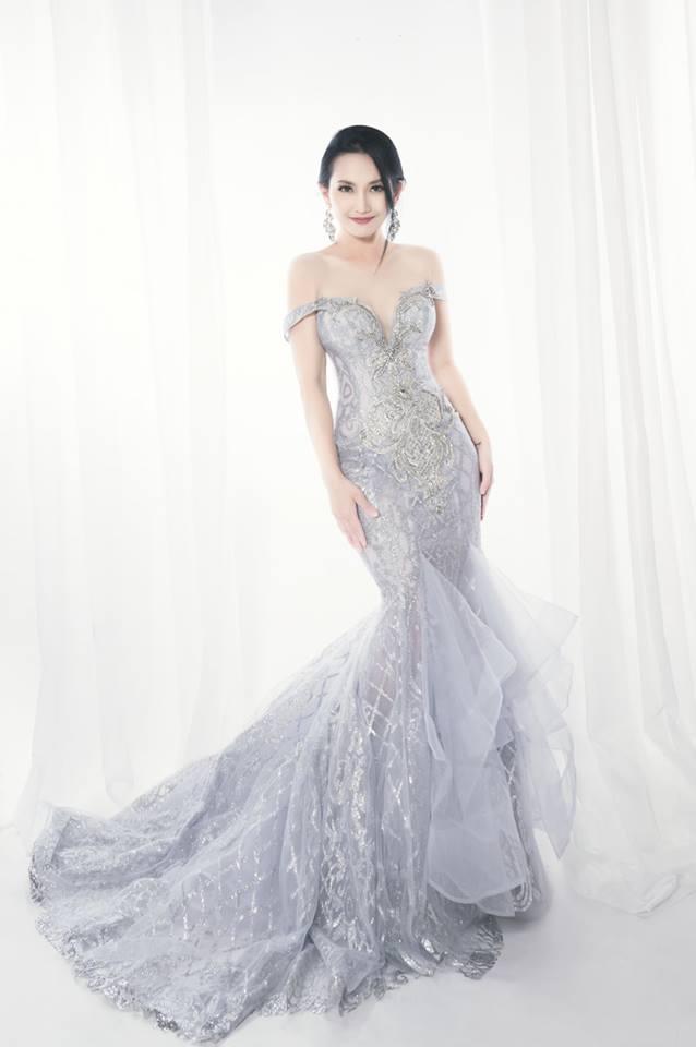 'Út Ráng' Kim Hiền tung ảnh cưới đẹp lung linh sau 5 năm kết hôn với chồng Việt kiều - Ảnh 2