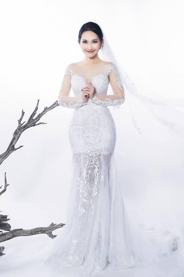 'Út Ráng' Kim Hiền tung ảnh cưới đẹp lung linh sau 5 năm kết hôn với chồng Việt kiều - Ảnh 5