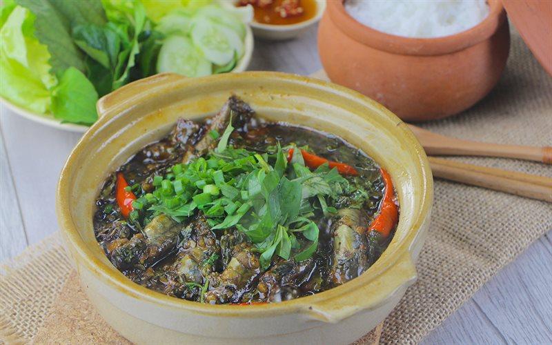 Cách làm món cá kèo kho rau răm tuyệt ngon cho bữa trưa đầu tuần - Ảnh 1