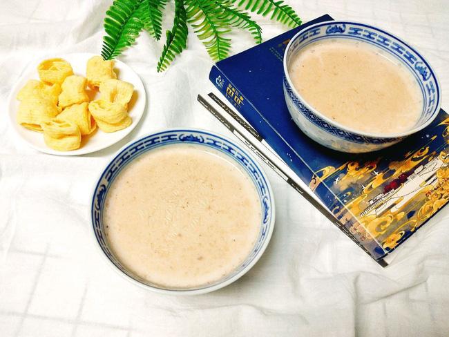 Cách làm trà sữa gạo rang vừa thơm, vừa tốt cho sức khỏe - Ảnh 1