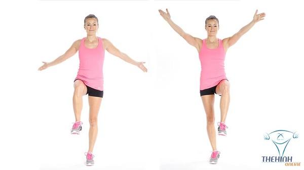 Chỉ cần 15 phút mỗi ngày cho các bài tập cardio, đánh bật hơn 300 calo để có body không mỡ thừa - Ảnh 1