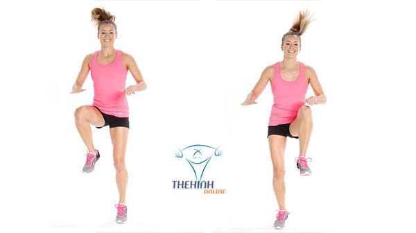 Chỉ cần 15 phút mỗi ngày cho các bài tập cardio, đánh bật hơn 300 calo để có body không mỡ thừa - Ảnh 3