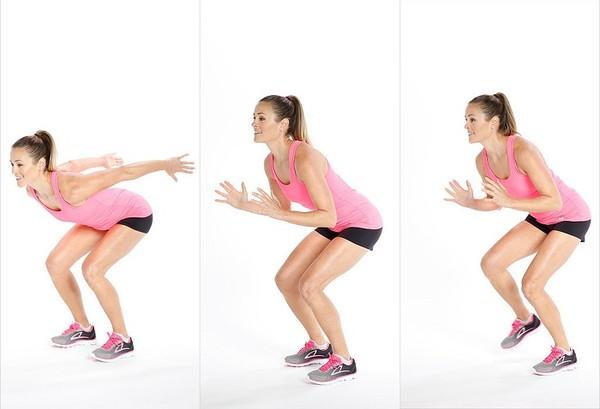 Chỉ cần 15 phút mỗi ngày cho các bài tập cardio, đánh bật hơn 300 calo để có body không mỡ thừa - Ảnh 4
