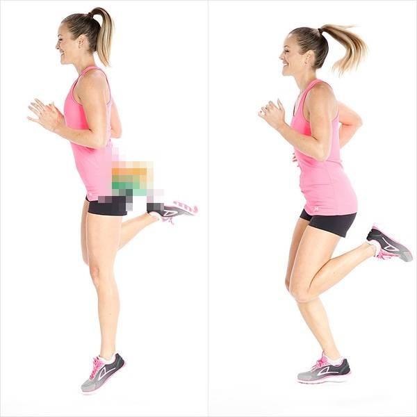 Chỉ cần 15 phút mỗi ngày cho các bài tập cardio, đánh bật hơn 300 calo để có body không mỡ thừa - Ảnh 5