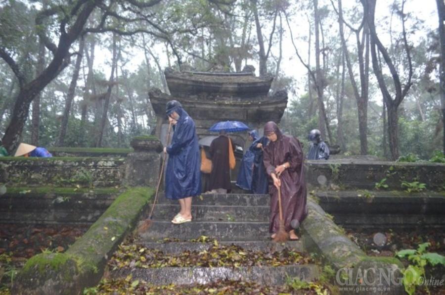 Chùa nhỏ, chùa to, chùa 'siêu to'... chùa nào có Phật? - Ảnh 1