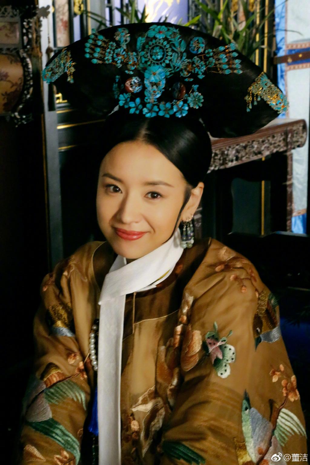 Đổng Khiết không thể tái hôn với doanh nhân giàu có vì con trai - Ảnh 3