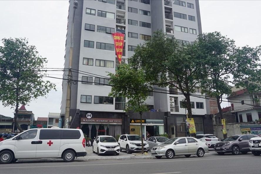 """Lùm xùm tại chung cư Bảo Sơn: Khởi tố vụ án """"cố ý làm hư hỏng tài sản"""" - Ảnh 1"""