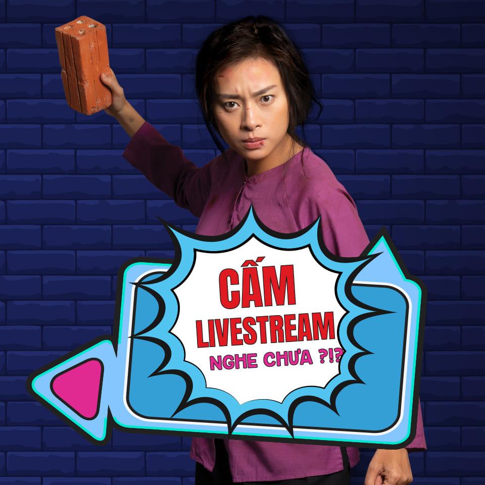 """Ngô Thanh Vân sẽ bắt người livestream """"Hai Phượng"""" phải trả giá đắt - Ảnh 1"""