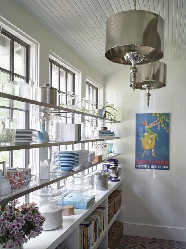 Nhà bếp trong mơ của nhiều người bởi đơn giản nhưng đẹp vượt thời gian - Ảnh 1