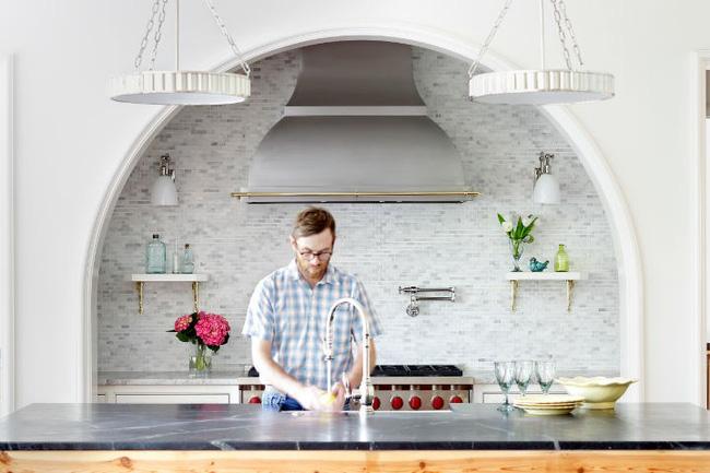 Nhà bếp trong mơ của nhiều người bởi đơn giản nhưng đẹp vượt thời gian - Ảnh 11